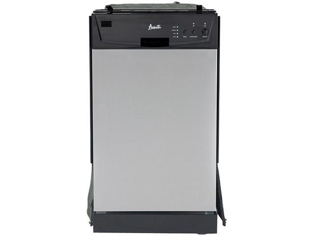 Avanti DW1833D5E 18' Built In Dishwasher, Stainless Steel Stainless Steel photo