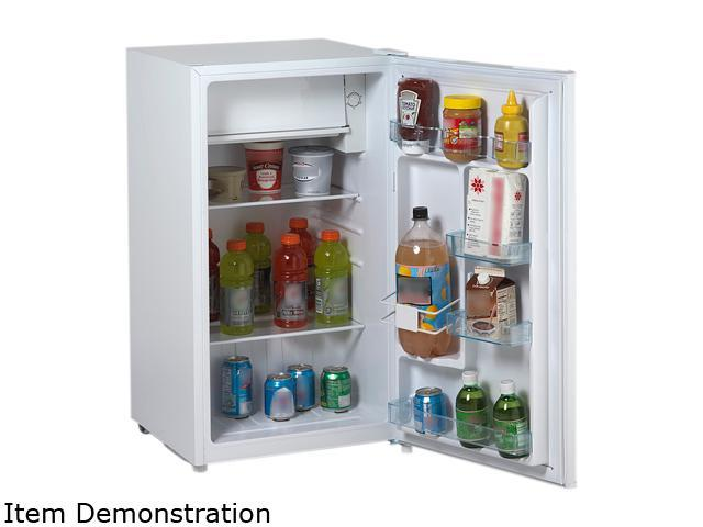 Avanti 3.3 Cu. Ft. Refrigerator with Chiller Compartment White RM3306W photo