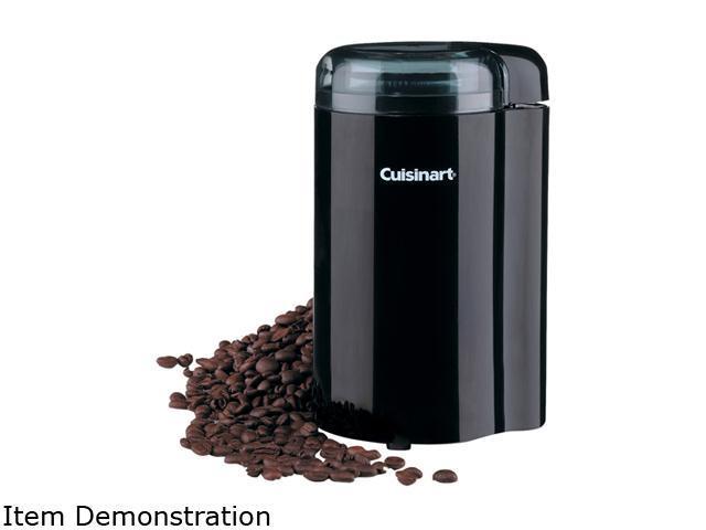 Cuisinart DCG-20BKNC Black Coffee Bar Coffee Grinder photo