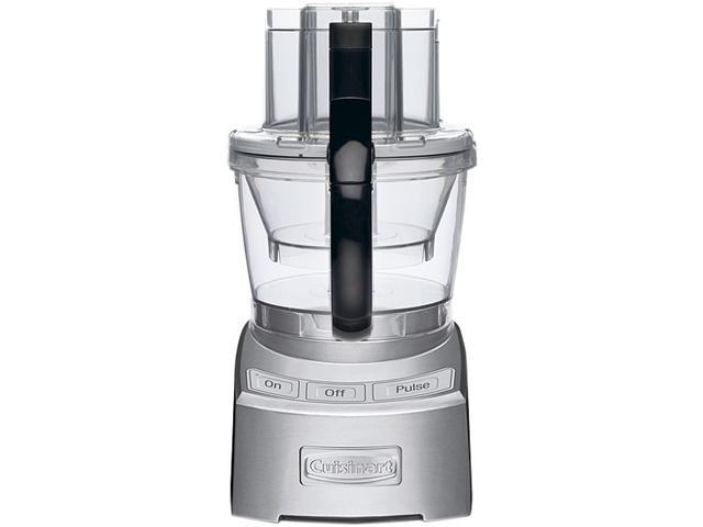 Cuisinart FP-12BCN 12-Cup Food Processor - Brushed Chrome photo