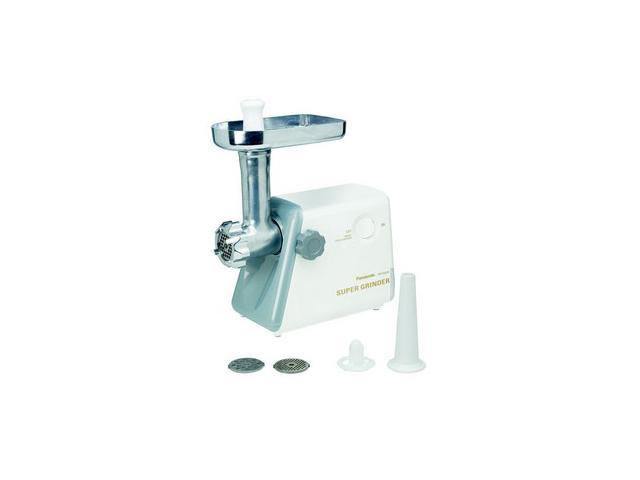 Panasonic MK-G20NR-W Super Meat Grinder- White photo