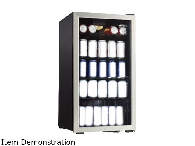 Danby DBC120BLS Beverage Centre Black with Stainless Steel photo