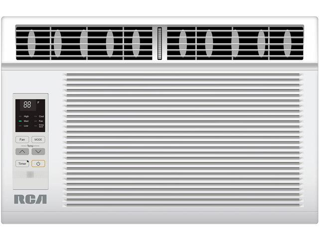 RCA RACE8002E 8,000 Cooling Capacity (BTU) Window Air Conditioner photo