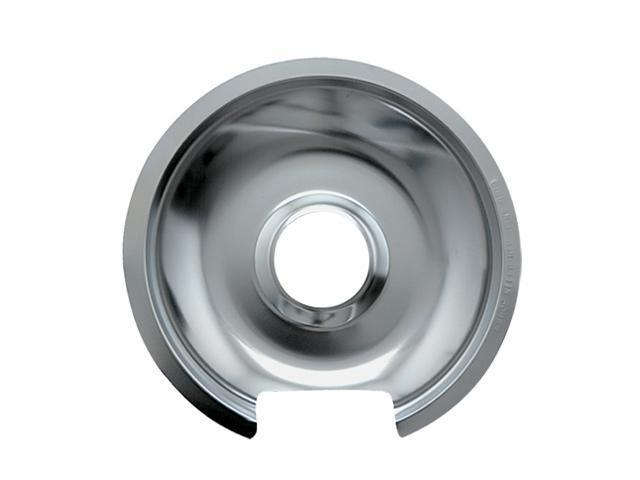 Range Kleen 'Style D' 6 In Chrome Drip Pan 105-A photo
