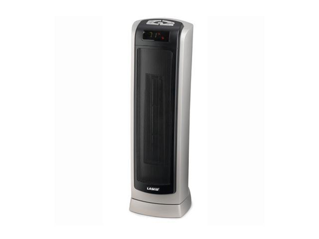 LASKO 5521 Ceramic Tower Heater with Electronic Control photo