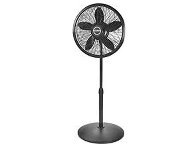 Lasko 8' Elegance & Performance Pedestal Fan, Black (Model#1827) photo
