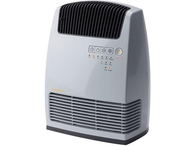 Lasko CC13251 Electronic Ceramic Heater with Warm Air Motion Technology, White photo