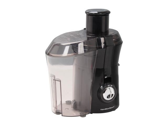 Hamilton Beach 67601 Big Mouth Juice Extractor, Black photo
