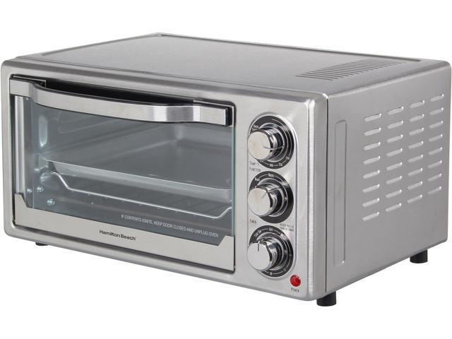 Hamilton Beach 31511 Stainless Steel Stainless Steel 6 Slice Toaster Oven photo