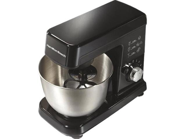 Hamilton Beach 63325 6 Speed Stand Mixer Black photo