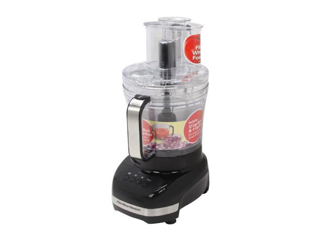 Hamilton Beach 70580 Big Mouth Duo Plus 12 & 4 Cups Food Processor photo