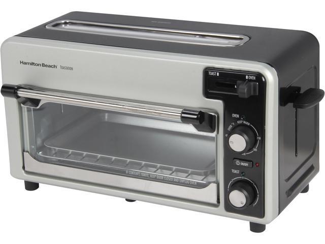 Hamilton Beach 22720 Black Toastation Toaster and Oven photo