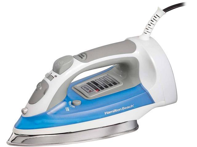 Hamilton Beach 14211 Electronic Iron with Control Panel photo