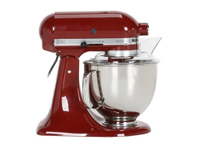 KitchenAid KSM150PSGC Artisan Stand Mixer with Pouring Shield, 5 Quarts, Gloss Cinnamon photo