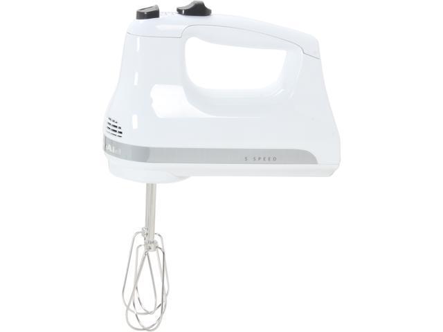 KitchenAid KHM512WH 5-Speed Ultra Power Hand Mixer White photo