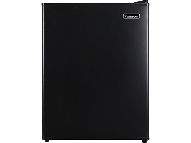 Magic Chef MCAR240B2 2.4 Cu Ft All-Refrigerator, Black photo