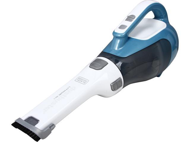 Black & Decker CHV1410L 16V Lithium ION Hand Held Vacuum, Green photo
