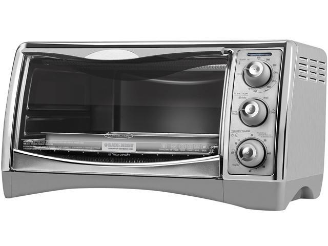 Black & Decker TO1950SBD Convection Toaster Oven, 6 Slice photo