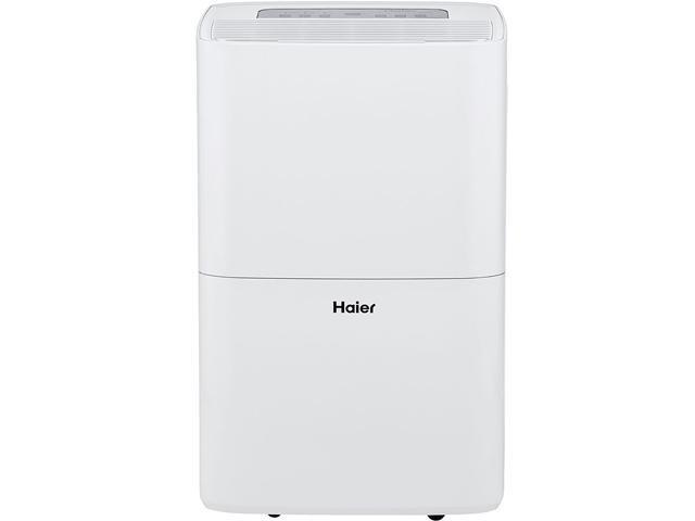 Haier 70 Pint 2 Speed Digital Control Portable Dehumidifier w/ith Pump HEN70ETFP photo