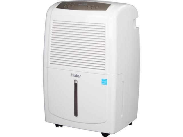 Haier Electronic Air Dehumidifier with Pump, 70-Pint, Energy Star Rated HM70EP photo