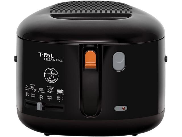 T-Fal FF162850 Filtra One 1,600-Watt Cool Touch Exterior Electric Deep Fryer photo