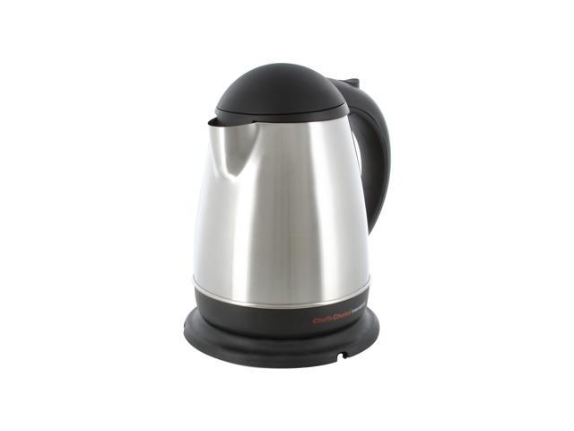 Chefs Choice 677 Stainless Steel International Cordless 1.75 Quart Electric Kettle photo