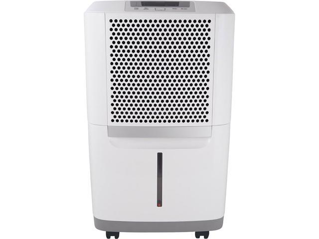 Frigidaire High Efficiency 50-Pint Dehumidifier, White FAD504DWD photo