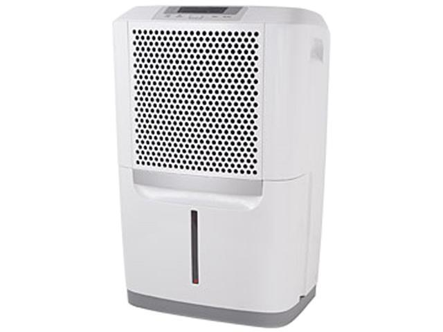 Frigidaire High Efficiency Rated 70-Pint Dehumidifier, White FAD704DWD photo