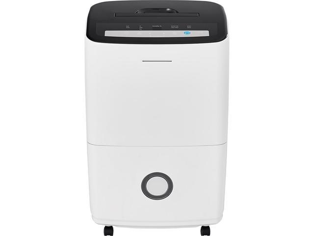 Frigidaire FFAP7033T1 70-Pint Dehumidifier with Built-in Pump in White photo