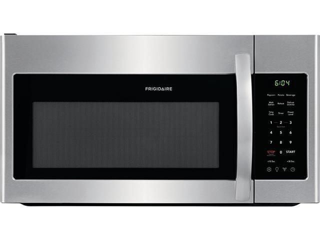 Frigidaire FFMV1845VS 1.8 Cu. Ft. Over-The-Range Microwave - Stainless Steel photo