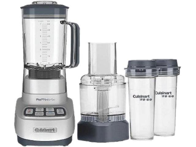 Cuisinart VELOCITY Ultra Trio 1 HP Blender/Food Processor with Travel Cups photo