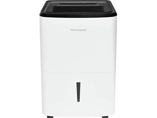 Frigidaire FFAD5033W1E 50 Pint Dehumidifier with Effortless Humidity Control, White photo