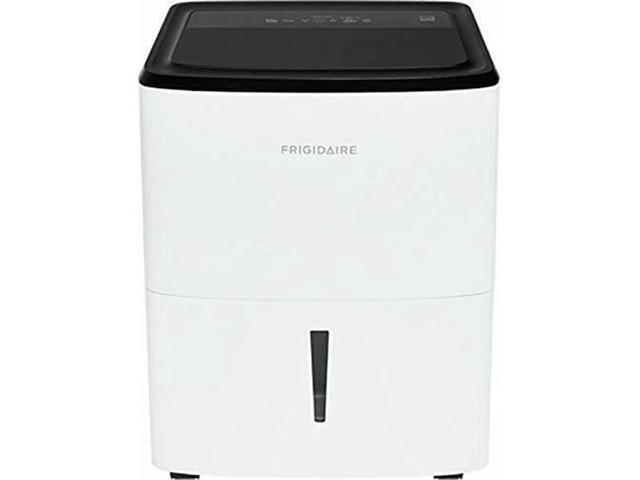 Frigidaire FFAD2233W1E 22-Pint Dehumidifier with Effortless Humidity Control, White photo