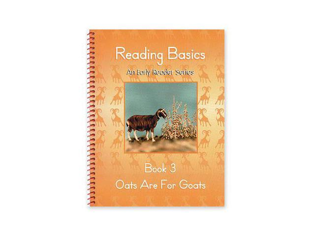 ISBN 9780740300493 product image for Alpha Omega Publications LAN 0133 Reading Basics Book 3, Oats Are For Goats   upcitemdb.com