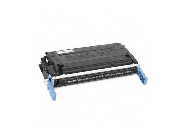 Innovera Compatible Black Toner Cartridge (Alternative for HP 641A/C9720A/Canon EP-85)