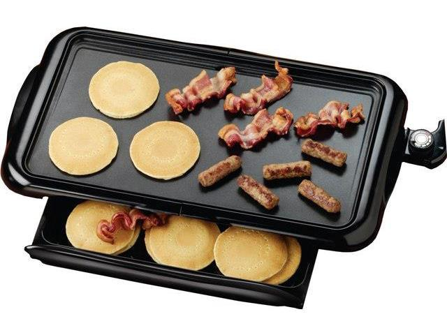 Brentwood Appliances TS-840 ELECTRIC GRIDDLE photo