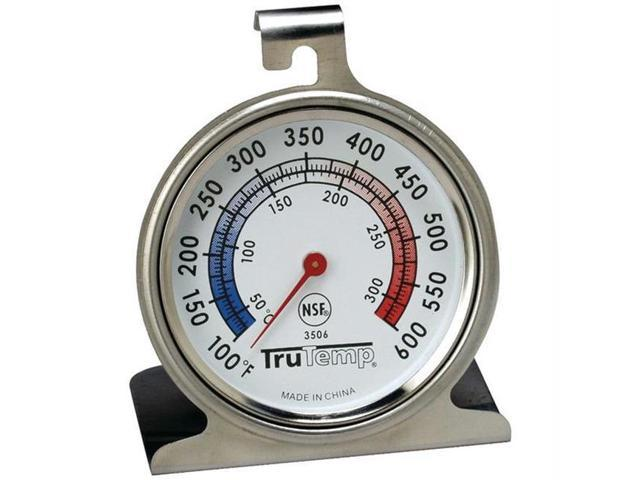 Taylor Analog Oven Thermometer, 100° to 600° Temp. Range (F) Oven 3506 photo