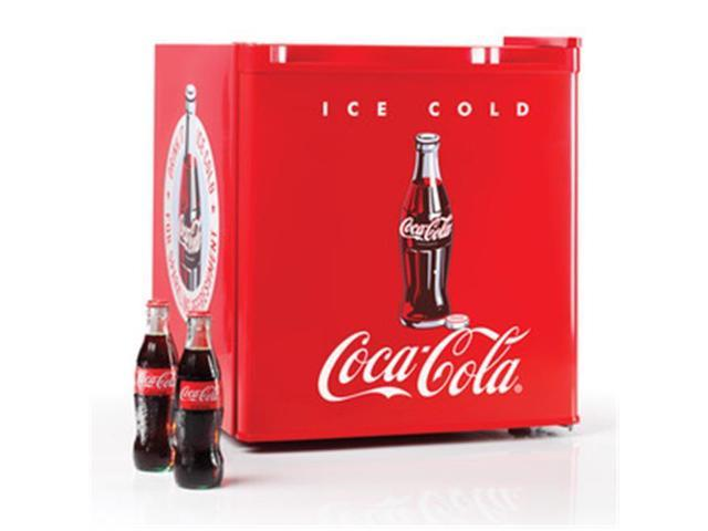 Retro Coca-Cola Mini Refrigerator 1.7 Cubic Foot photo