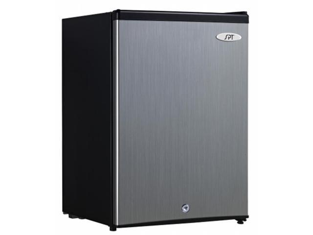 Sunpentown 2.1 cu. ft. Upright Freezer with Energy Star, Stainless Steel UF-214SS photo