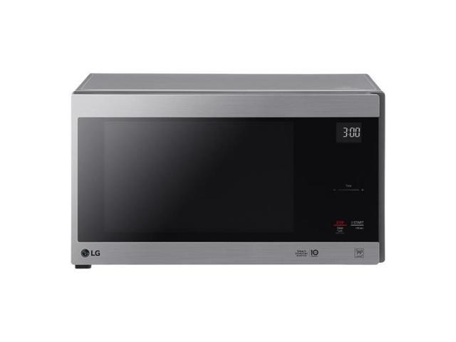 LG LMC1575ST 1.5 CF Counter Top Microwave Oven with Stainless Steel photo
