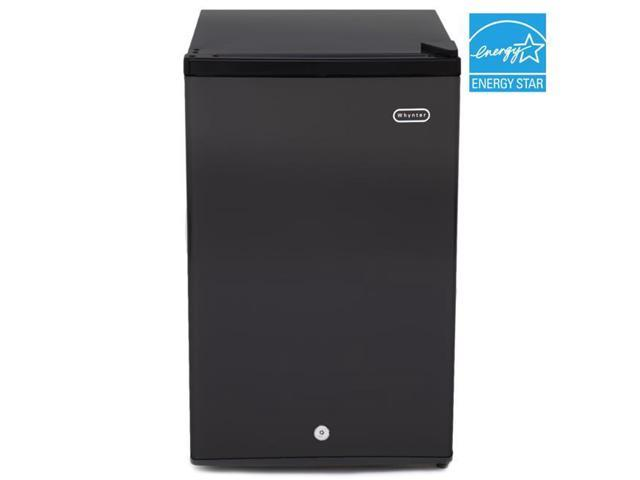 Whynter 3.0 cu. ft. Energy Star Upright Freezer with Lock - Black photo