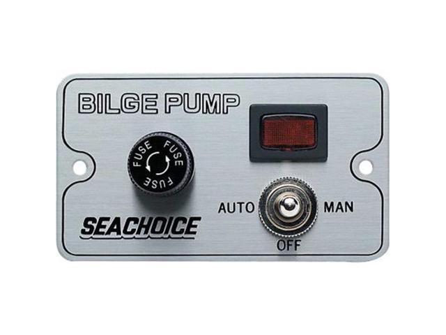 Seachoice 8092918 3.5 x 2 in. Bilge Pump Control Switch photo