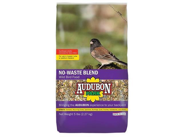 Audubon Park No-Waste Blend Wild Bird Food 5 lb Bag (070187855458 Electrician Tools) photo