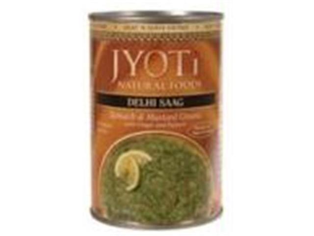 Jyoti Indian Cuisine 23179 Jyoti Cuisine India Delhi Saag-spinach & Greens -12x15 Oz photo