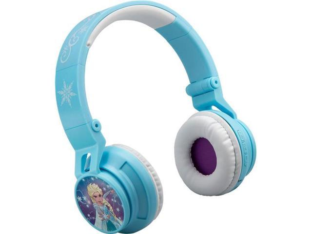 SDI Technologies FRB50 Disney Frozen Wireless Over the Ear Headphones, Blue (Electronics Audio Audio Components) photo