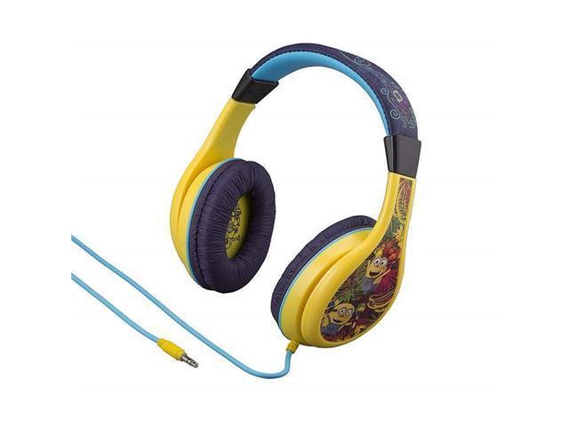SDI Technologies MS140 iHome Minnions Youth Headphones (Electronics Audio Audio Components) photo