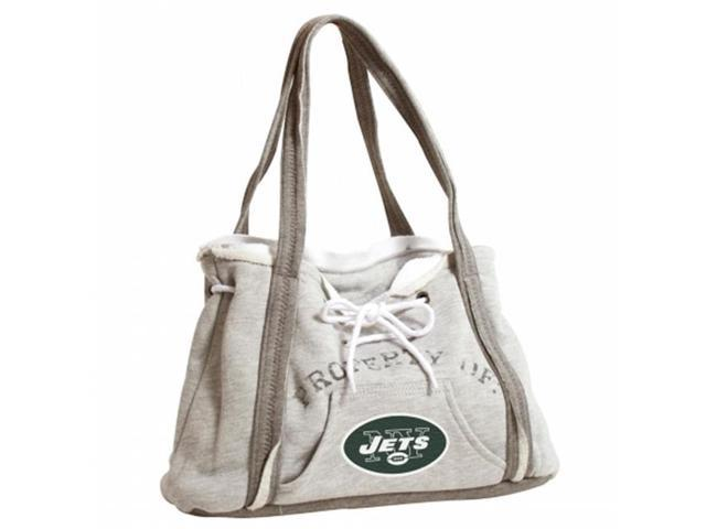 Pro-FAN-ity by Littlearth 73070-JETS NFL New York Jets Hoodie Purse (Arts & Entertainment Collectibles) photo