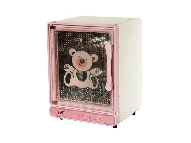 SPT Baby Bottle Sterilizer & Dryer - Pink photo