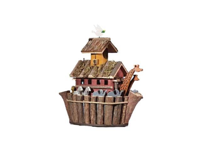Koehler Home Decorative Noah's Ark Bird House (849179014636 Home & Garden) photo