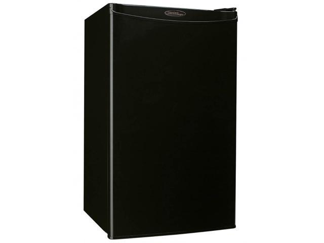 Danby Compact Refrigerator with Freezer Section Black DCR032A2BDD photo
